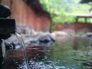 大江戸温泉 温泉が良い