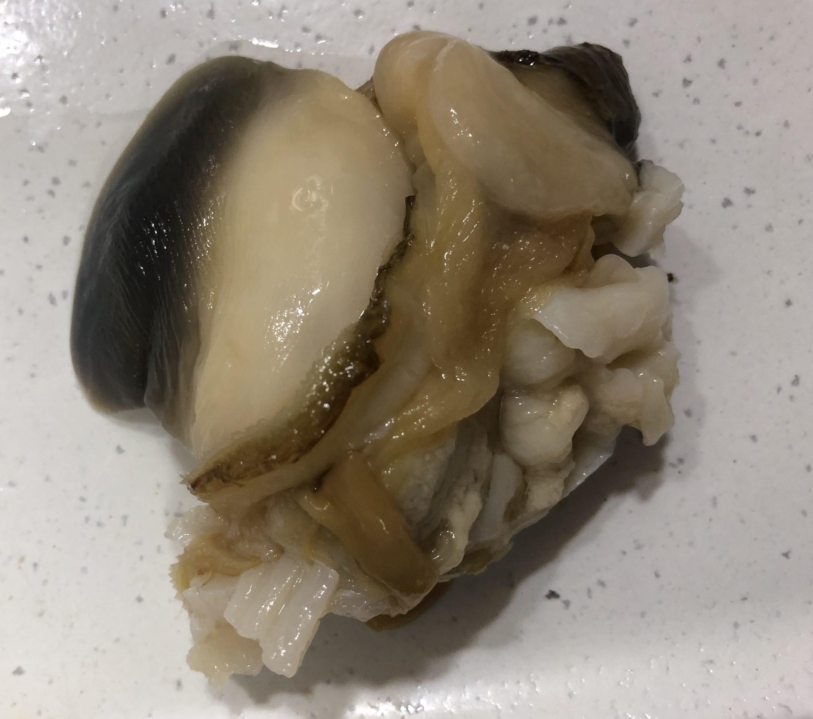ホッキ貝の捌き方3
