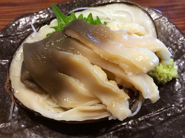 ホッキ貝の捌き方7