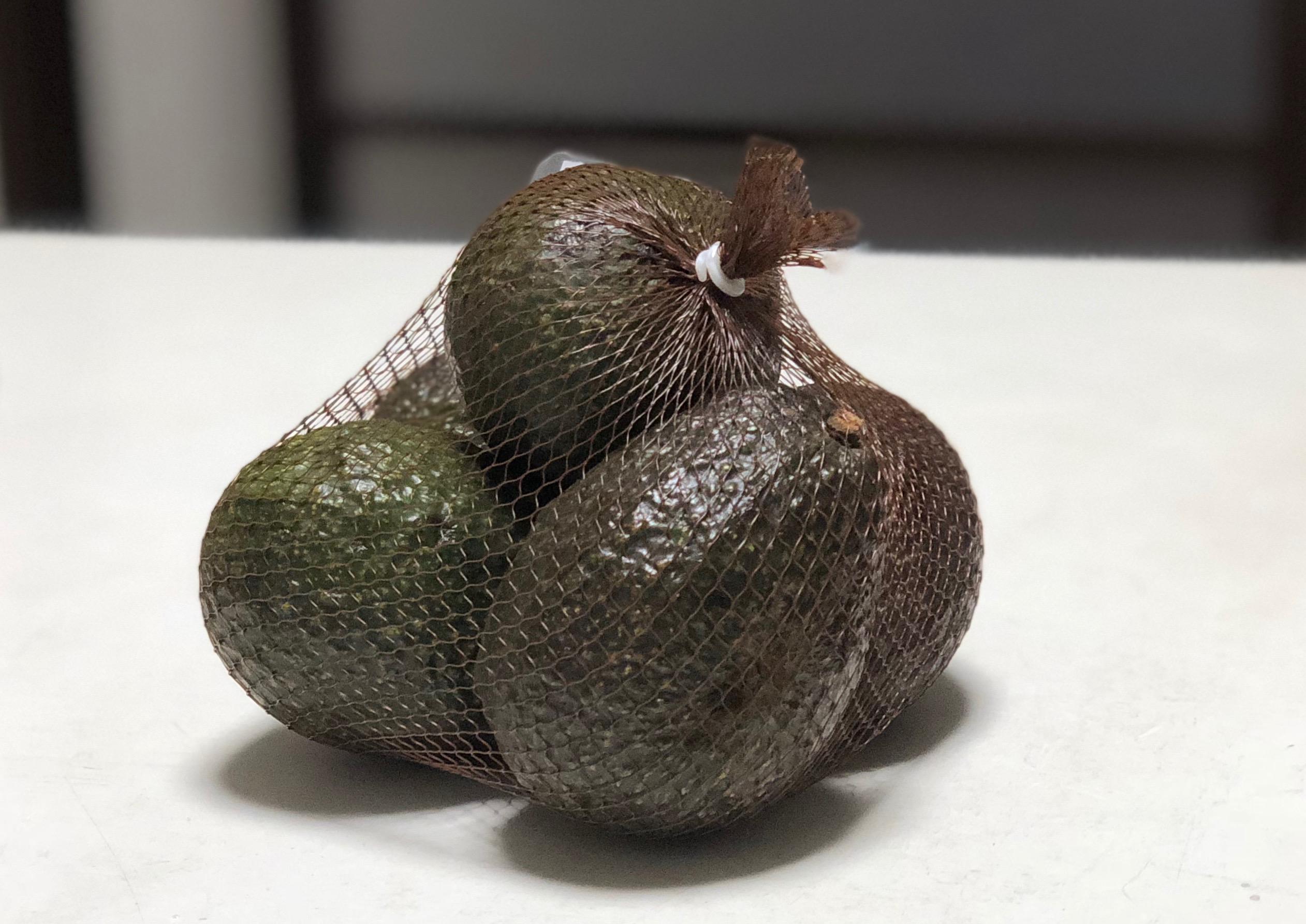 小玉アボカド5個 ¥498