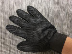 手の甲側はこんな感じです